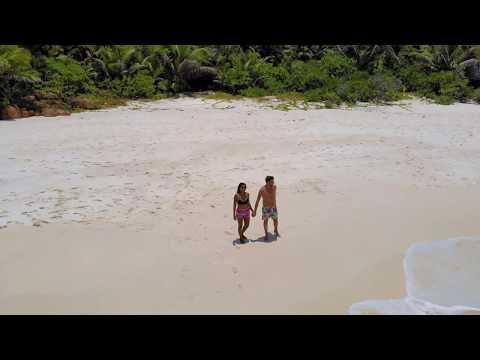 Seychelles 4k Drone video