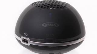 Jensen SMPS 620 Compact Bluetooth Conference & Music Speaker HD)