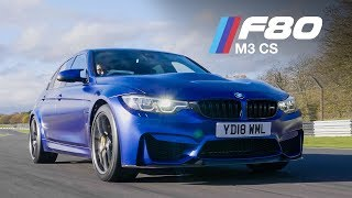 BMW F80 M3 CS: The M3 Masterpieces Ep.5 | Carfection 4K