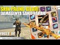 AK47 GOLDEN UNICORN - SKIN PALING WORTH IT !!! DAMAGENYA GG PARAH BIKIN AUTO BOOYAH! FREE FIRE