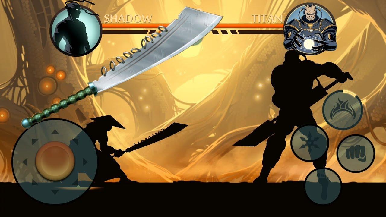 dadao shadow fight 2