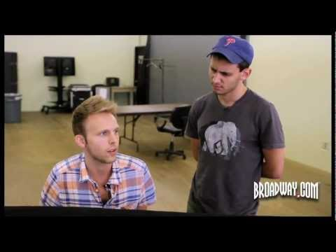 "Behind the Music: ""Dogfight"" Composers Benj Pasek & Justin Paul"