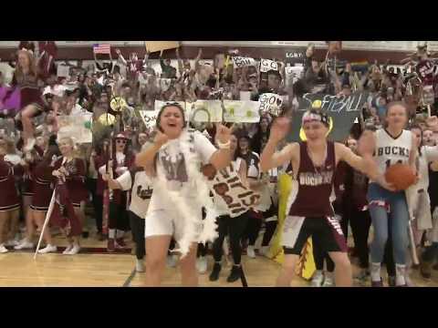 MHSAA BOTF 2018 - THE HERD Buchanan High School