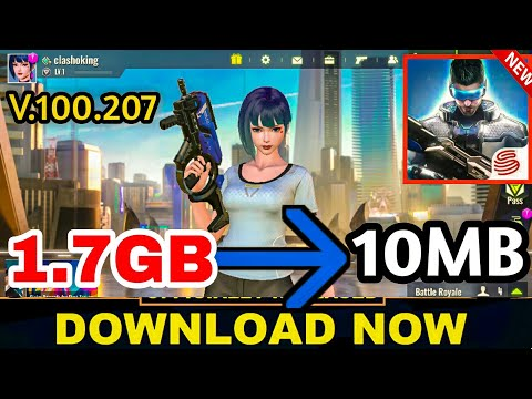 CYBER HUNTER Update Apk+Obb File Highly Compressed | PUBG