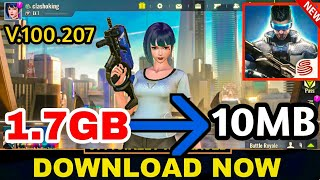 CYBER HUNTER Update Apk+Obb File Highly Compressed | PUBG MOBILE+Fortnite download
