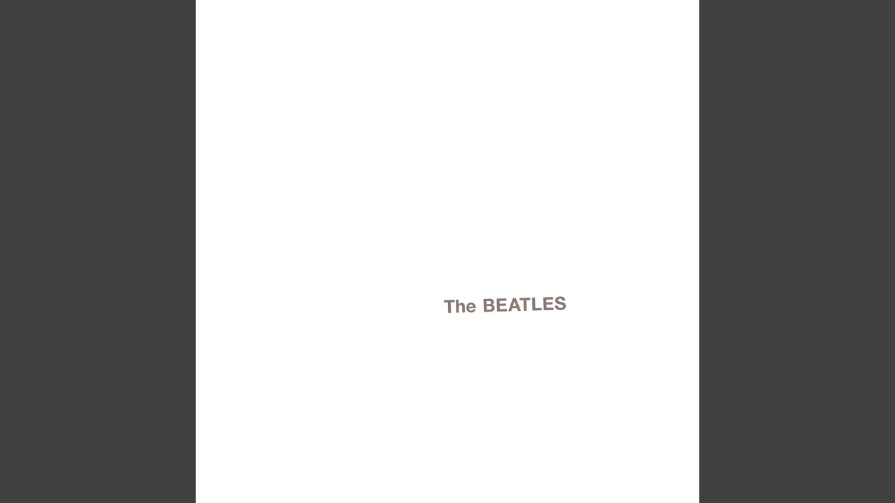 The White Album The Beatles The Beatles Bible