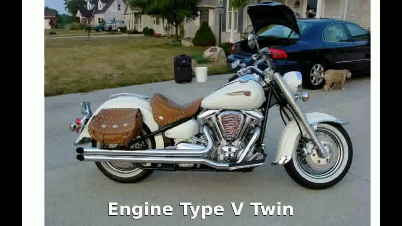2005 Kawasaki Vulcan 1500 Classic Specs and Specification  YouTube