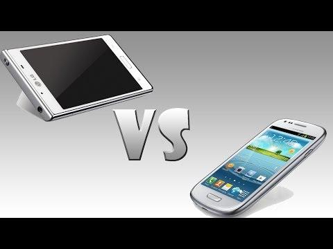 ¿Qué es mejor?|Galaxy S3 mini VS LG optimus L9