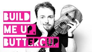 Build Me Up Buttercup - The Foundations / Julia Nunes (UKULELE TUTORIAL)