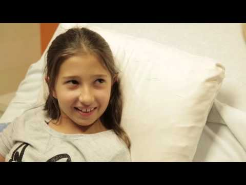 Getting a PICC line at Children's Mercy Kansas City