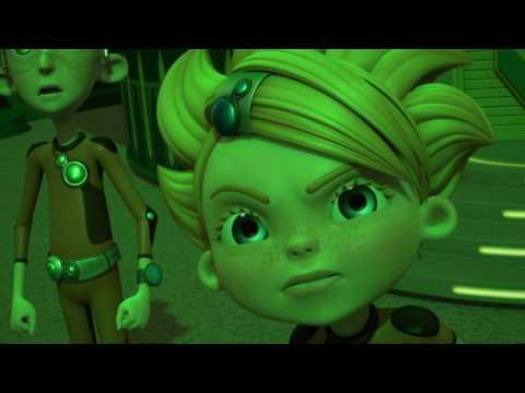 Алиса знает, что делать! 11 серия - ЗАЛОЖНИКИ ДИБАЛЫ | Мультики для детей