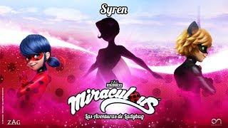 MIRACULOUS 🐞 SIRENA - TRAILER 🐞 Las Aventuras de Ladybug   Oficial episodio