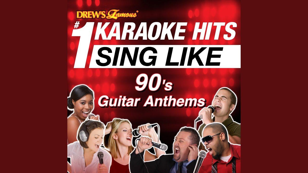 Whats My Age Again (Karaoke Version) - YouTube