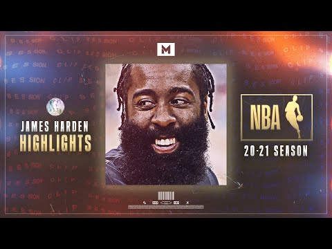 James Harden Is Happy Again And Wants That Championship! 2021 Highlights | CLIP SESSION