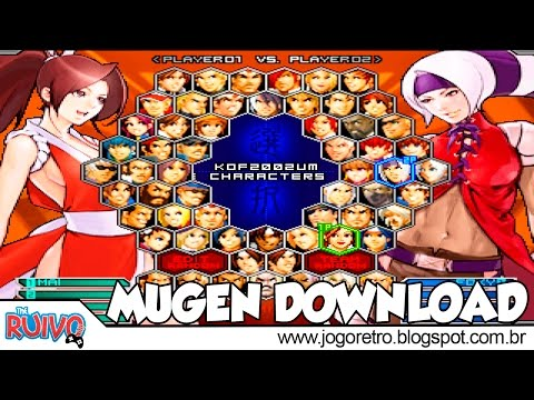 The King Of Fighters 2002 Unlimited Match Kof 2002 Um Mugen 2016