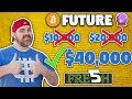 Bitcoin to $40K by EOY  Litecoin to the Moon  CCN ...