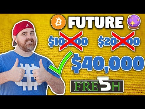 Bitcoin To $40K By EOY | Litecoin To The Moon | CCN Shutting Down | Earn IOST With Dapps