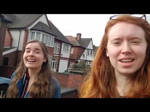 Student City Vlog: Explore Moseley with Rachel