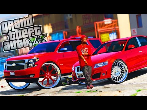 Bloods New Donks + Hood Parties! - GTA 5 Gang Life - Day 138