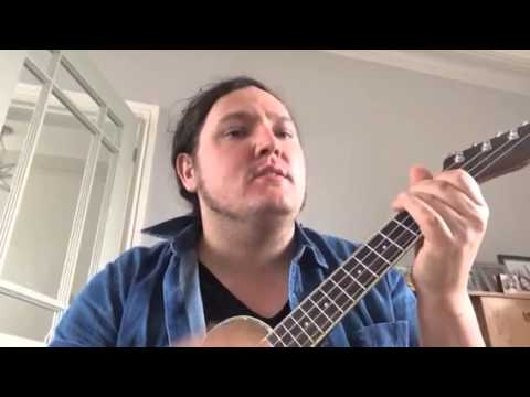 Words The Bee Gees Ukulele Cover Youtube