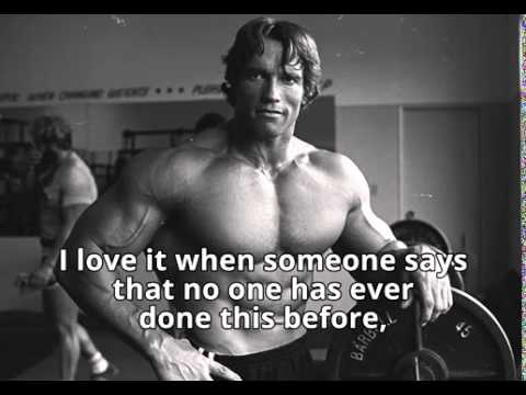 6 Rules Of Success Speech Arnold Schwarzenegger Youtube