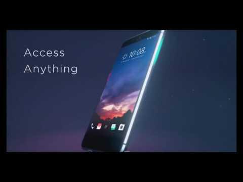 HTC Ocean concept phone sizzle reel