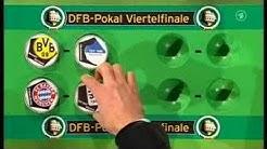 DFB Pokal Auslosung Viertelfinale 07/08