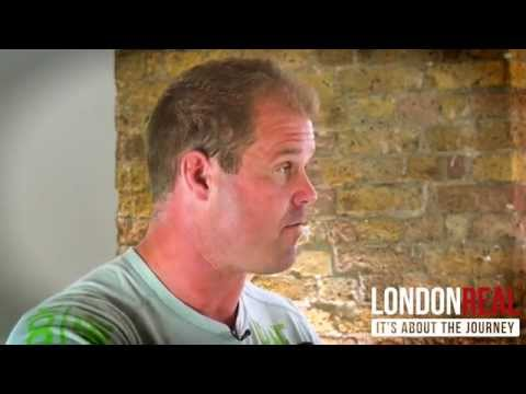 Kelly Starrett - Vibram & Barefoot Walking | London Real