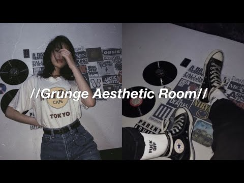 how-to-have-a-grunge-aesthetic-room