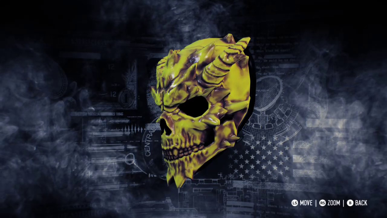 GETTING THE OVERKILL MASK
