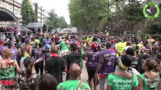 Pure Lime Chocolate @ Notting Hill Carnival 2014