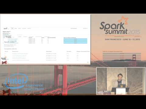 Apache Spark as a Platform to Support Multi-Tenancy and Many Kinds of Data Applications