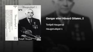 Gangar etter Håvard Gibøen, 2