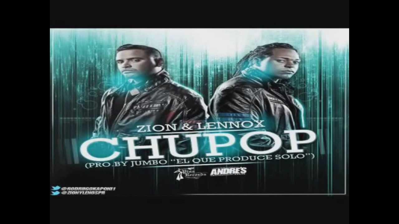 chupop zion y lennox mp3