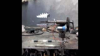 Верстат для намотування обмоток двигунів