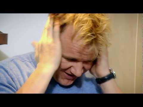 Martine McCutcheon Cooks a Roast - Gordon Ramsay