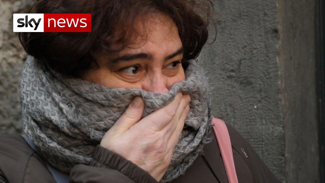 Coronavirus: Italian city's warning to the rest of the world