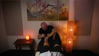 Foot Massage for Relaxation & ASMR