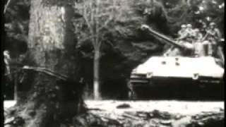 """U.S. 2nd Armored Division in WWII """"Hell on Wheels"""""""
