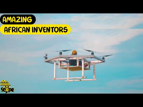 Amazing African Inventors and their Inventions