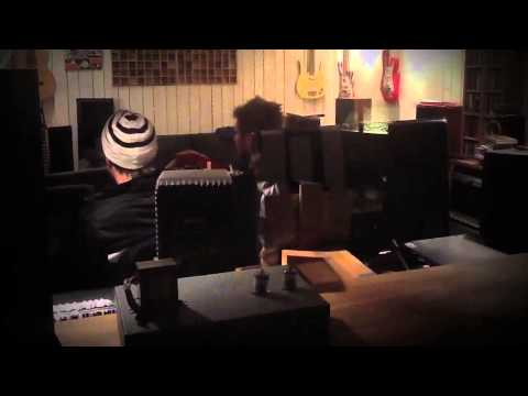 "Cult of Luna ""Vertikal"" in-studio recording Episode One: The Sound"