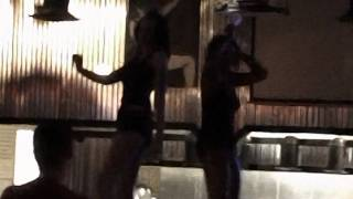 Dancers at Backstage Bar & Grill