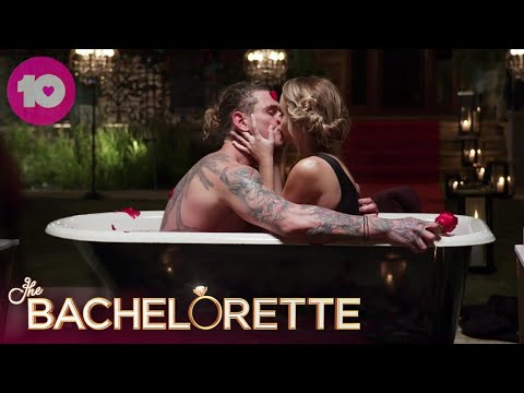 Timm And Angie's Fancy Bath | The Bachelorette Australia