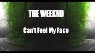 The Weeknd Can T Feel My Face JL Extended Mix AUDIO HQ HD - مهرجانات