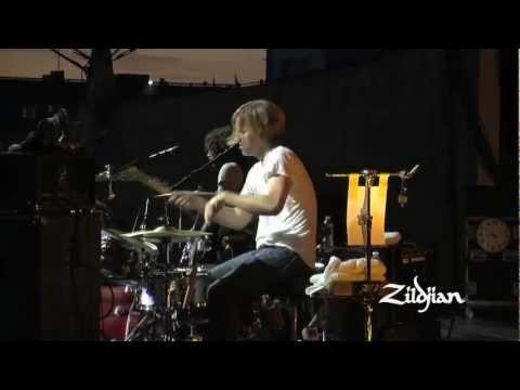 Zildjian Cymbal Choices With Brooks Wackerman Of Tenacious D