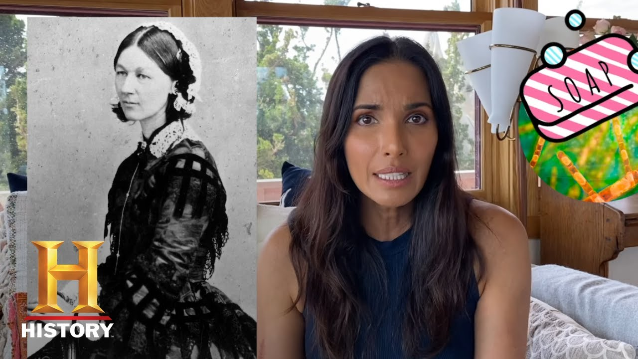 Download Florence Nightingale: History-Making Nurse   Told by Padma Lakshmi   History at Home