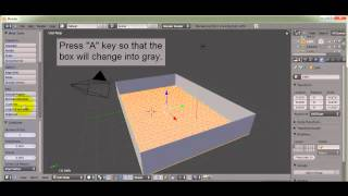 Digistart Video Tutorial: Part 2 -how To Build A House In Blender