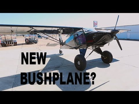 Buying a new bushplane? Flying the Highlander + Kitfox formation sandbar  hopping!