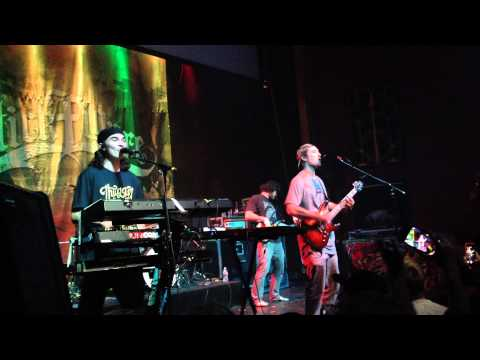 Heartland By Stick Figure Performed Live @ Mystic Theatre, 10/15/14