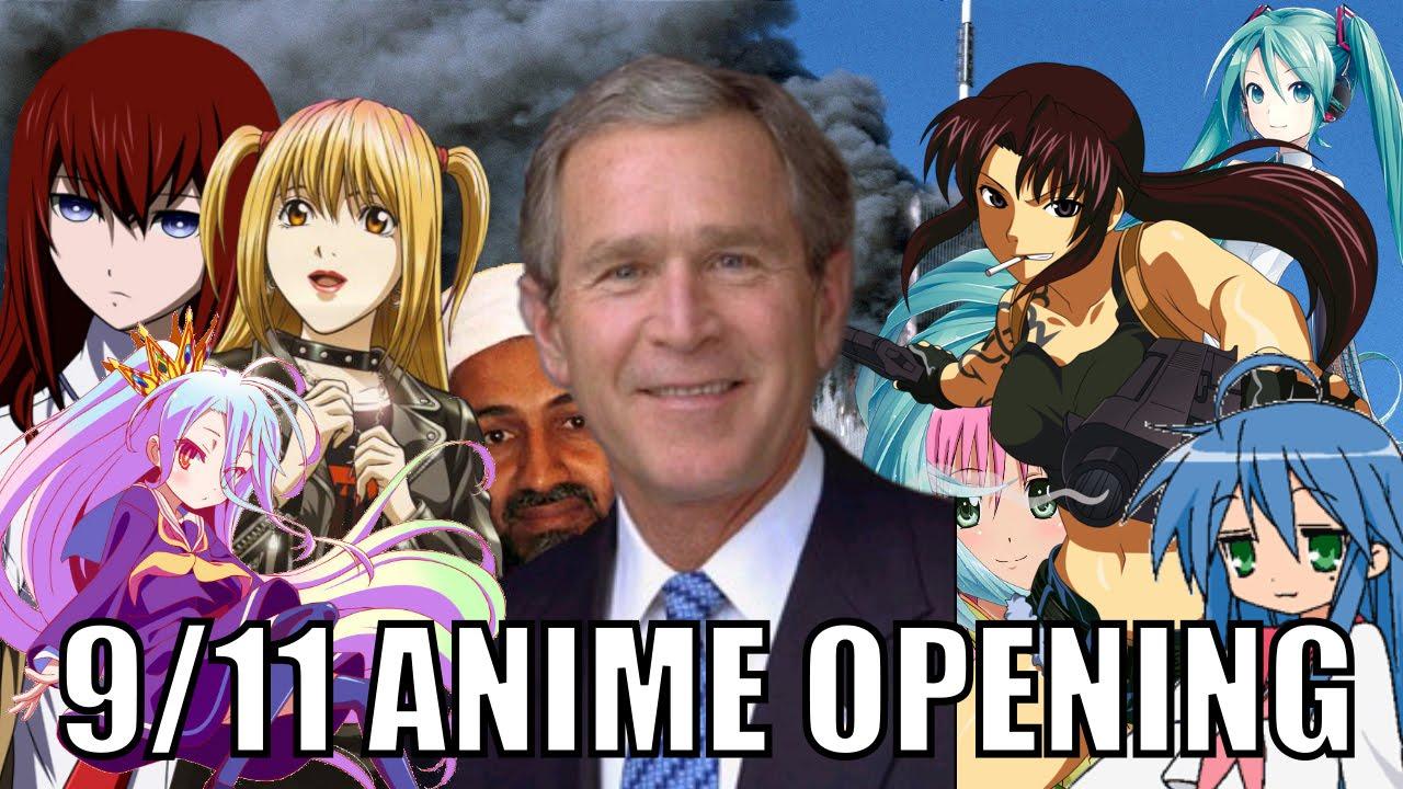 The 9/11 Anime